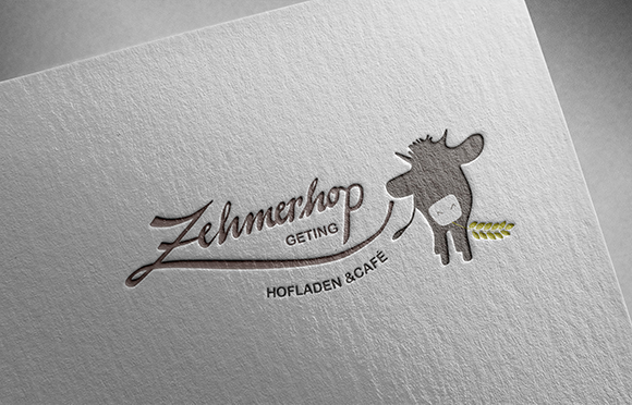 Zehmerhop Logo Design