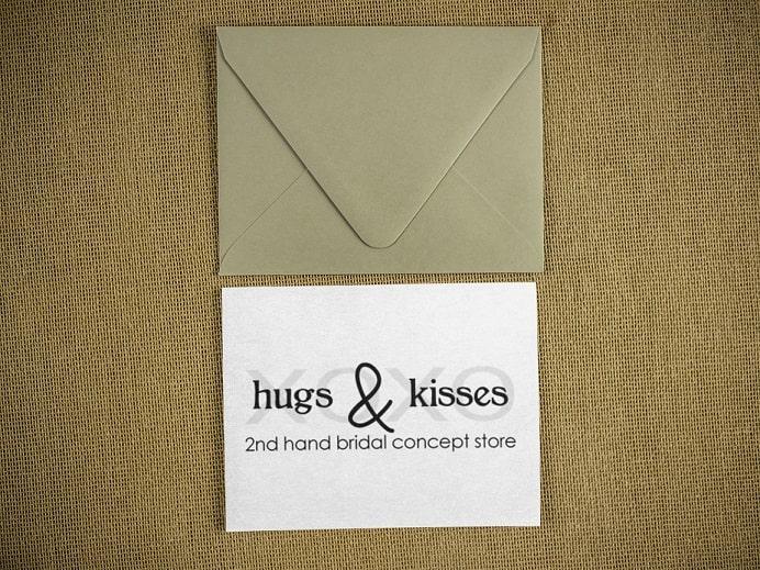 Logo Design - Hugs and Kisses