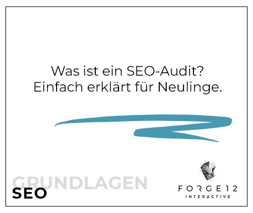 Was ist ein SEO Audit?
