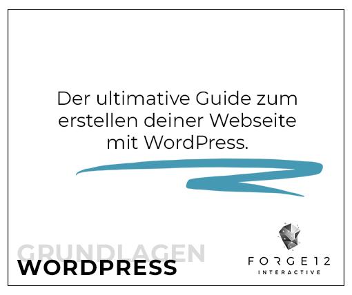WordPress-Webseite-erstellen